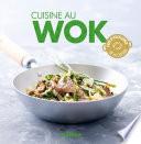 illustration Cuisine au wok