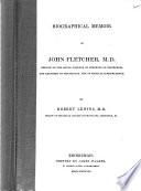 Biographical memoir of John Fletcher
