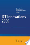 ICT Innovations 2009