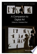 A Companion to Digital Art