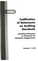 Codification of statements on auditing standards