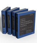 Handbook of Child Psychology and Developmental Science  Set