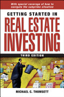 download ebook getting started in real estate investing pdf epub