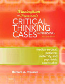 Winningham And Preusser S Critical Thinking Cases In Nursing