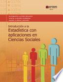 Introducci N A La Estad Stica Con Aplicaciones En Ciencias Sociales