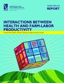 download ebook interactions between health and farm-labor productivity pdf epub