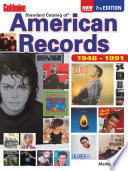 Goldmine Standard Catalog of American Records 1948 1991