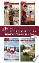 Harlequin Love Inspired Historical November 2016 Box Set