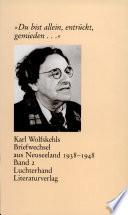 Karl Wolfskehls Briefwechsel aus Neuseeland 1938-1948