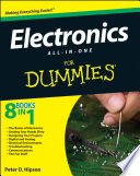 Electronics All In One For Dummies