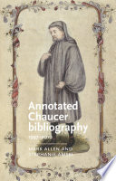 Annotated Chaucer bibliography