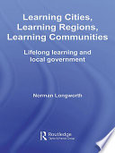 Learning Cities  Learning Regions  Learning Communities