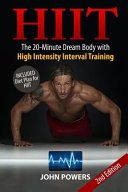 Hiit: The 20-Minute Dream Body with High Intensity Interval Training
