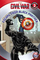Marvel s Captain America  Civil War  Escape from Black Panther