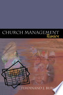 Church Management Basics