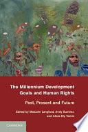 Millennium Development Goals and Human Rights