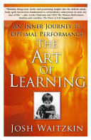 cover img of The Art of Learning
