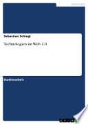Technologien im Web 2 0