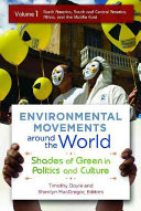 Environmental Movements Around the World  North America  South and Central America  Africa  and the Middle East