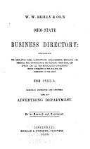 W W  Reilly   Co  s Ohio State Business Directory     for 1853 4