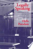 Legally Speaking book