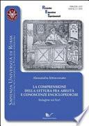 La comprensione della lettura fra abilit   e conoscenze enciclopediche  Indagine sui licei