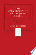 The University Of California Press book