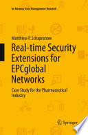 Real time Security Extensions for EPCglobal Networks