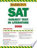 Barron s SAT Subject Test in Literature 2007