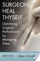 Surgeon  Heal Thyself