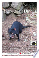 14 Fun Facts About Tasmanian Devils  A 15 Minute Book