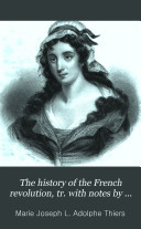 download ebook the history of the french revolution, tr. with notes by f. shoberl pdf epub