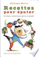 illustration du livre Recettes pour épater