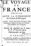 Le voyage de France