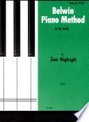Belwin Piano Method