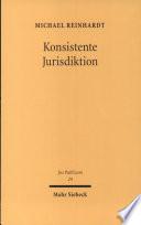 Konsistente Jurisdiktion