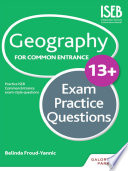 Geography for Common Entrance 13  Exam Practice Questions