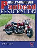 Harley Davidson Panhead Restoration