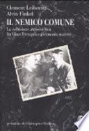 Il nemico comune  La collusione antisovietica fra Gran Bretagna e Germania nazista