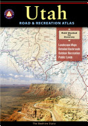 Utah Road   Recreation Atlas