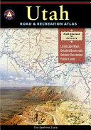 Utah Road   Recreation Atlas