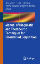 download ebook manual of diagnostic and therapeutic techniques for disorders of deglutition pdf epub