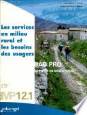 Les services en milieu rural et les besoins des usagers