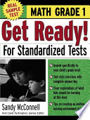 Get Ready  For Standardized Tests   Math Grade 1