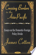 Crossing Borders in the Asia-Pacific