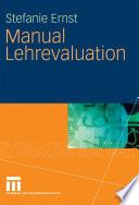 Manual Lehrevaluation