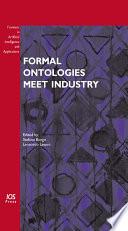 Formal Ontologies Meet Industry