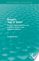 Russia s  Age of Silver   Routledge Revivals