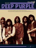 Deep Purple Authentic Playalong Bass
