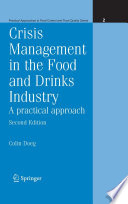 Crisis Management in the Food and Drinks Industry  A Practical Approach